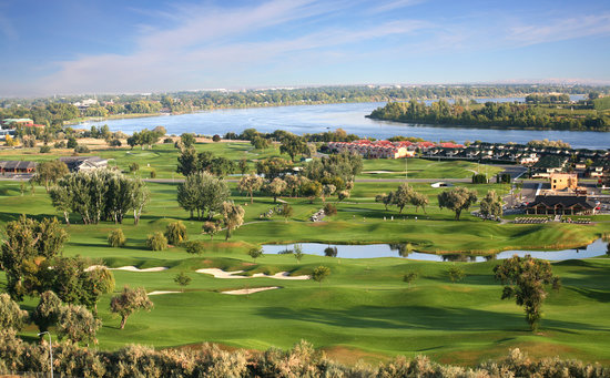 Ричленд, Вашингтон: Great golf in Tri-Cities, WA - Photo by:  Stepframe Interactive Media