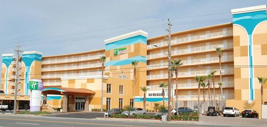 Holiday Inn Resort Daytona Beach Oceanfront: Exterior