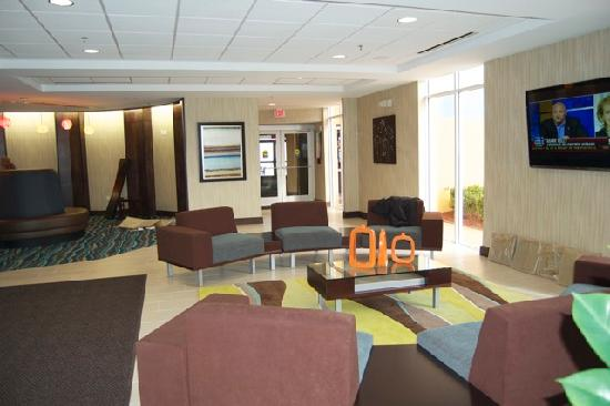 Holiday Inn Resort Daytona Beach Oceanfront: Lobby