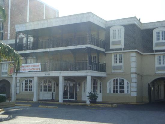 Super 8 New Orleans: Hotel