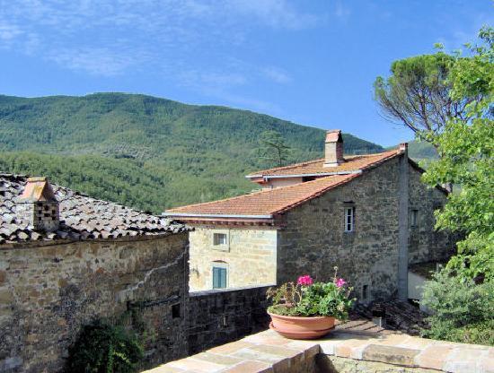 Agriturismo Pilari : Part of the Pilari property