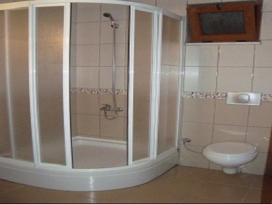Sera Pansiyon: Bathroom