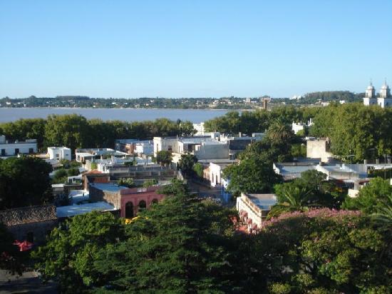 Hotel Beltran: vista desde el faro