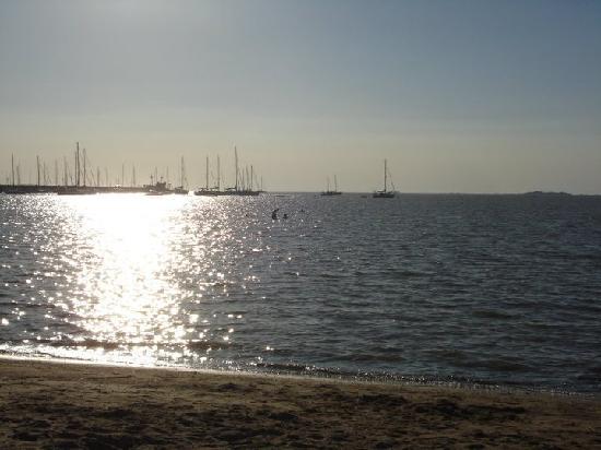 Hotel Beltran: vista desde la playa