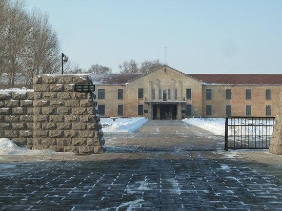 731部队罪证遗址