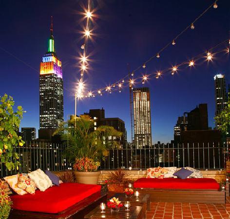 Rare Chelsea: Rooftop Terrace