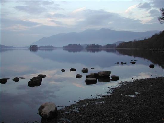 Glaramara: Derwent Water