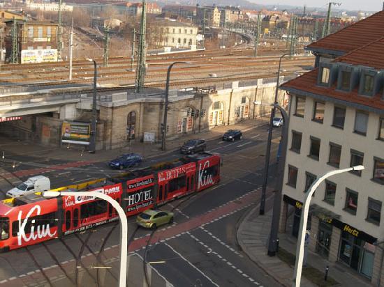 На пороге дома утром - 德勒斯登Gaestehaus Stadt Metz的圖片 ...