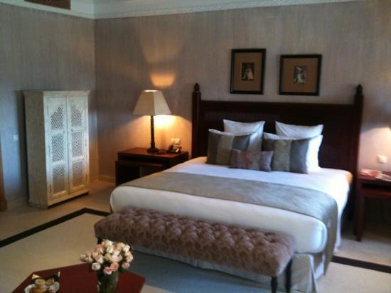 Riad Villa Blanche : room 208, other angle.
