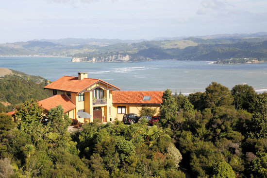 Baies De Whitianga Picture Of Villa Toscana Whitianga