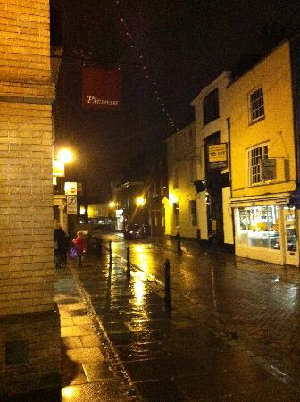 Canterbury Ghost Tour: The Streets are dead just ready for a ghost tour