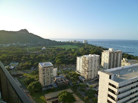 Aston Waikiki Sunset: 眺め最高