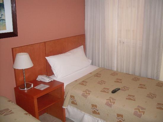 Hotel Uthgra de las Luces: cama