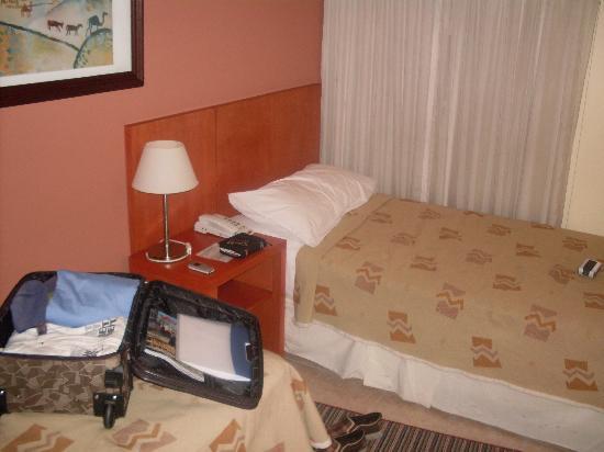 Hotel Uthgra de las Luces: habitacion