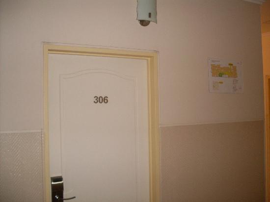 Hotel Uthgra de las Luces: puerta
