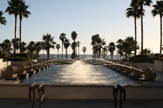 Hyatt Regency Huntington Beach Resort Spa Fountain
