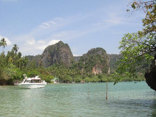 Railay Beach: East Railay