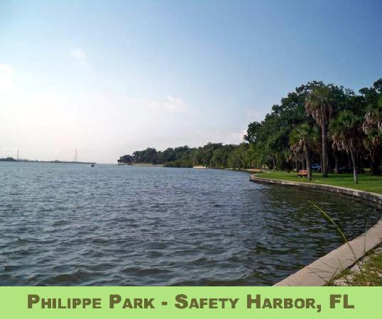 Mar Bay Motel & Suites: Philippe Park within walking distance