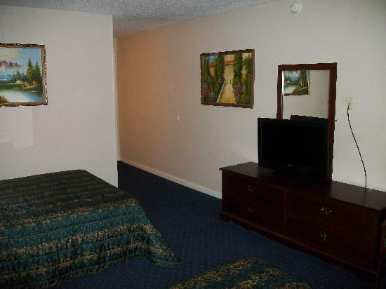 Econo Lodge Pecos: Rooms