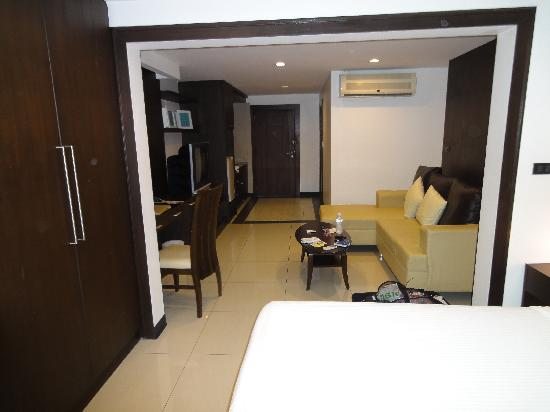 Baywalk Residence Pattaya: room2