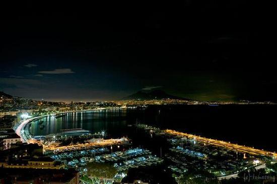 Posillipo: 世界三大夜景