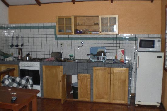 Casa Lora Apartments: kitchen on 2nd floor