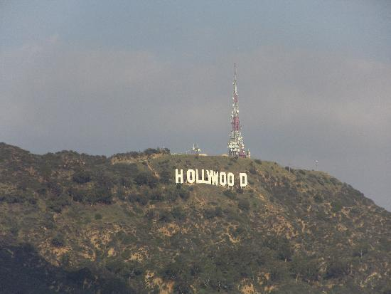‪بيفرلي هيلز, كاليفورنيا: Hollywood Sign (Mulholland Drive)‬