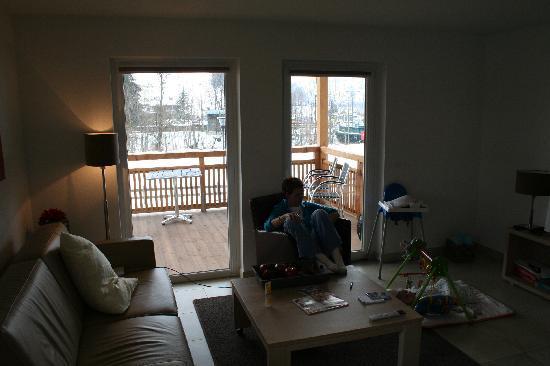 Auhof: apartment