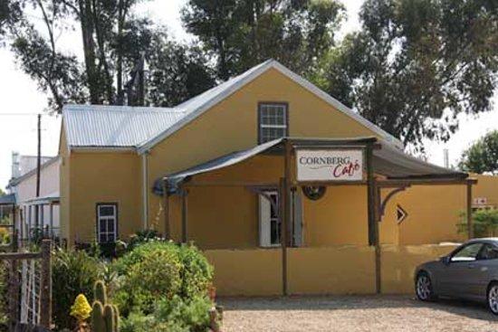 Cornberg Cottages & Cafe : Cornberg Cottages and Cafe entrance