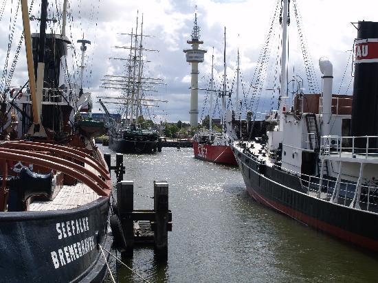 Bremerhaven, Germany: Museumshafen_1