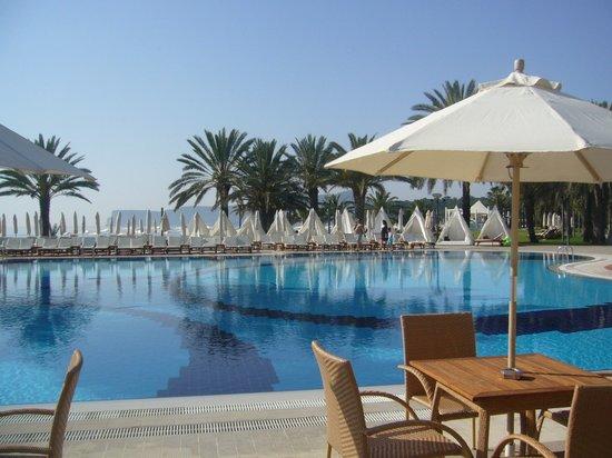 Club Med Palmiye: Piscine principale