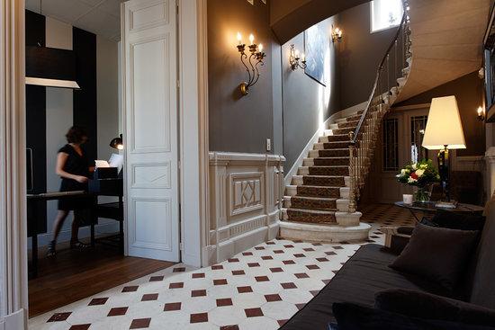 ホテル パーティキュリエ - ラ シャモワズリー