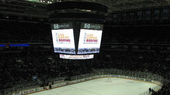SAP Center: HP Pavilion