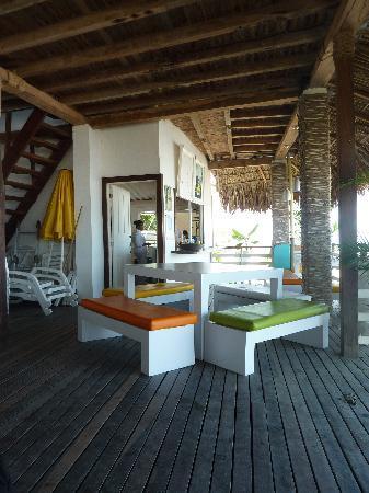 Kohsamui Hotel De Mar: la planta baja