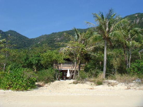 Six Senses Ninh Van Bay : Beach Villa no 19