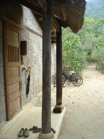 Six Senses Ninh Van Bay : Entrence to villa 19