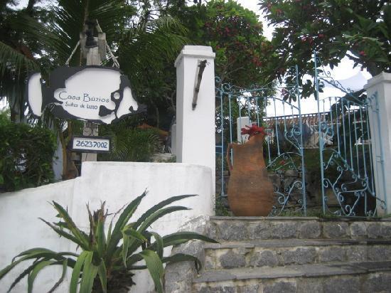 Pousada Casa Búzios: Entrance