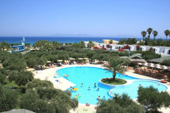 Alex Beach Hotel: Pool