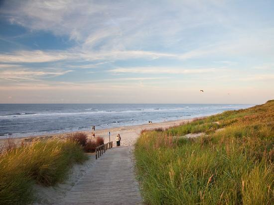Strandhotel Achtert Diek: 14 km feinsandiger Naturstrand