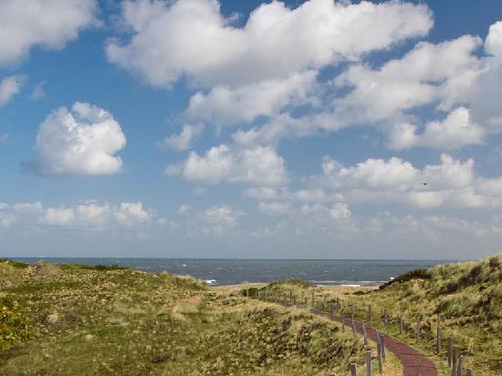 Strandhotel Achtert Diek: Einzigartige Dünenlandschaft
