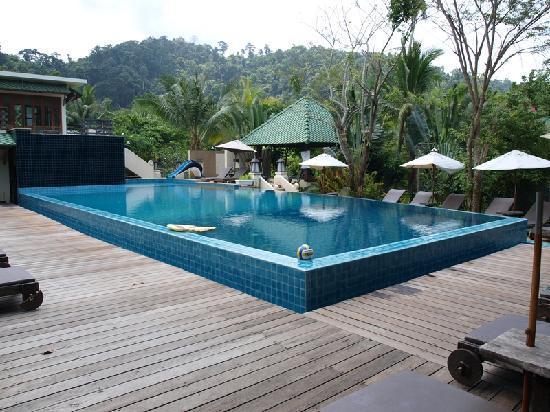 K b resort bewertungen fotos preisvergleich ko chang for Swimming pool preisvergleich