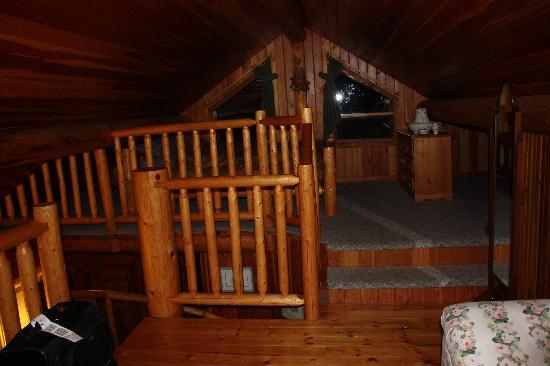 Hitching Post Resort: sleeping area