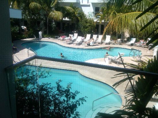 Santa Maria Suites Hotel: Veiw from our suite