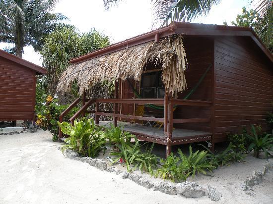 Capricorn Resort: Our cabin