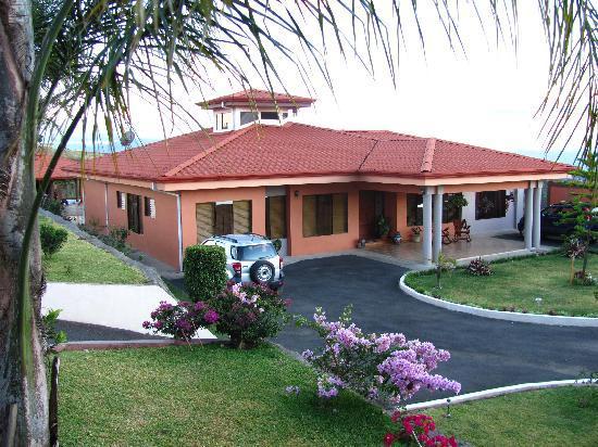 Casa Naranja: Main house