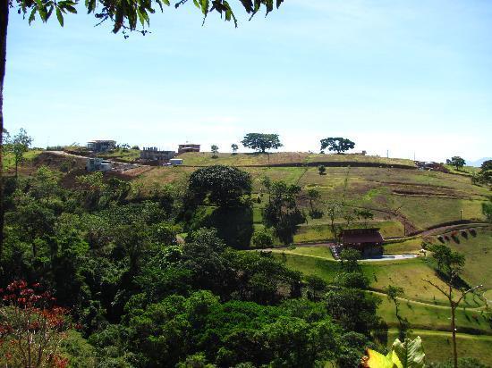 Casa Naranja: view