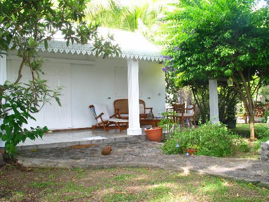 Senteur Vanille : Villa créole