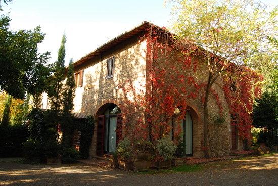Fiano, Italië: Residenze Podere Mezzastrada