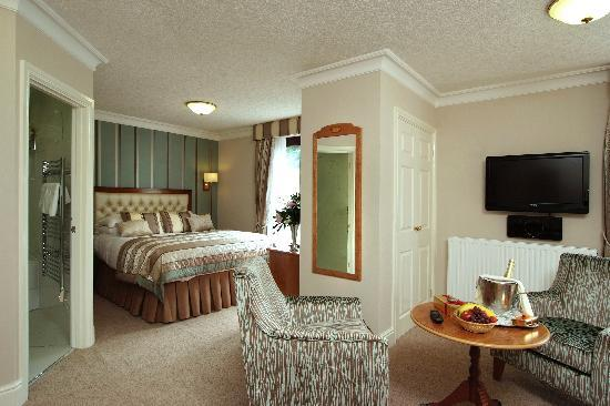 "Lodore Falls Hotel: Latest refurbished ""Lake View"" room"