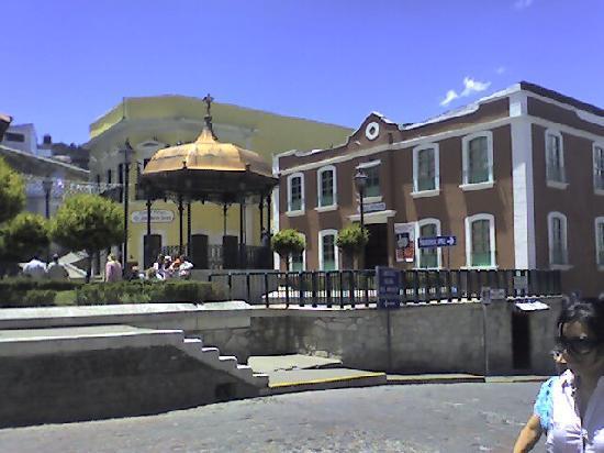 Restaurantes sopas de Mineral del Monte